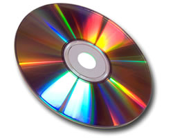 CD - DVD - miniDVD